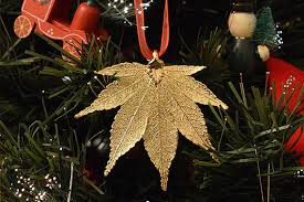 real leaf ornaments 24k gold plated real japanese maple leaf