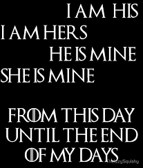 wedding quotes of thrones of thrones wedding vows by theizzysquishy quotes