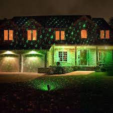 1byone magical laser light with green tree and