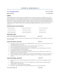 Managers Resume Sample stage manager resume template