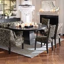 leighton dining room set leighton 54 oval extension pedestal dining table in weathered