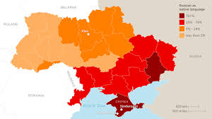 russia map after division a divided ukraine cnn