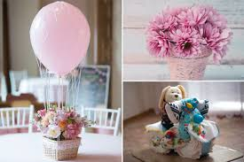 unique baby shower 20 unique baby shower centerpieces that brighten up the party