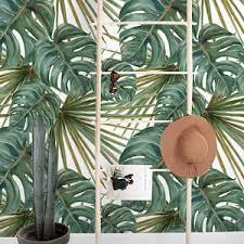 palm tree wallpaper etsy