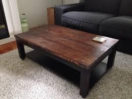 ikea farmhouse table hack ikea lack hack lack coffee table coffee and ikea hack