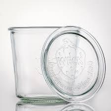 weck sturzglas 580 ml rundrand rr100 weckgläser mit rundrand
