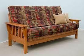 solid wood futon frame futons