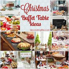 Dinner For Christmas Eve Ideas Best 20 Christmas Buffet Ideas On Pinterest Italian Christmas