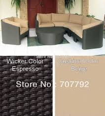 Outdoor Resin Wicker Patio Furniture by Outdoor Resin Furniture Promotion Shop For Promotional Outdoor