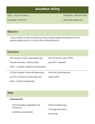 Resume Format Pdf Free Download Impressive Resume Format 25 Latest Sample Cv For Freshers In Wo
