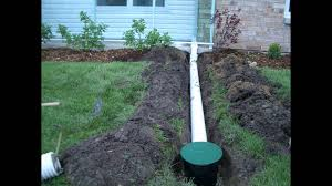 Drainage Issues In Backyard Backyard Drainage Solutions Youtube