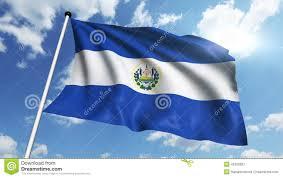 Flag El Salvador Flag Of El Salvador Loop Stock Video Image Of Loopable 45309097