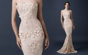 paolo sebastian wedding dress 2015 aw couture paolo sebastian