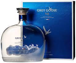 Grey Goose Gift Set Grey Goose Vx Vodka 100 Cl Amazon Co Uk Grocery