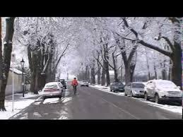 winter snow in queenstown