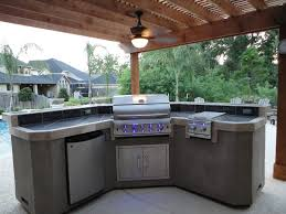 Outdoor Kitchen Cabinets Plans by Outdoor Kitchen Modern Outdoor Kitchen Dazzle Building Plans