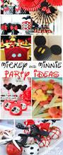 mickey u0026 minnie mouse party ideas design dazzle