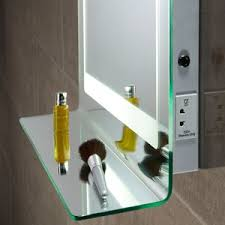 Illuminated Bathroom Mirrors With Shaver Socket Bathroom Lighting Open Illuminated Bathroom Mirrors With Shaver