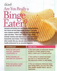 Bed Eating Disorder Runs For Cookies F A Q 3 How Did You Stop Binge Eating