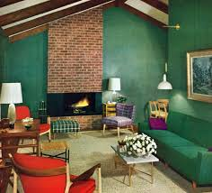 living 7 creative retro living rooms simple modern retro living