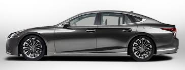 badass cars badass 2018 lexus ls safest car today