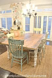 dining room table wood sweet pickins farm table kitchens pinterest farming