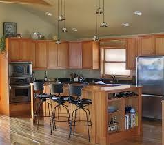 vertical grain fir kitchen cabinets shaker style kitchen in clear vertical grain fir timothy s fine