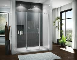 Fleurco Shower Door Fleurco Glass Shower Doors Platinum In Line Frameless