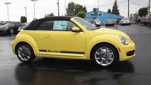 2013 volkswagen beetle gsr and 2013 volkswagen beetle yellow rush stock 109336 youtube