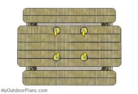 6 foot picnic table plans myoutdoorplans free woodworking