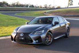 lexus new 2016 lexus gs f u0026 rc f updates add adaptive suspension new colour