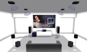 projector home theater setup surround sound elite av home theater and automation in