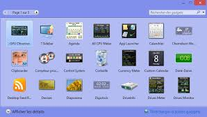 gadgets bureau windows 8 gadget bureau windows 7 100 images look at windows 7 s user