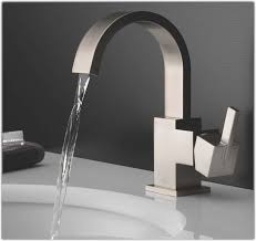 Single Lever Lavatory Faucet Single Handle Bathroom Faucet To Beautify Your Bathroom Hometutu Com