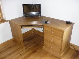 corner desk pine desks and dressing tables pine shop bury