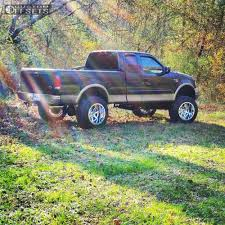 Ford F150 Truck 2002 - wheel offset 2002 ford f 150 hella stance 5 suspension lift 6