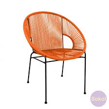 Acapulco Chair Replica Replica Acapulco Dining Chair Dining Chairs Sokol