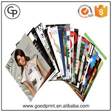 oem cheap instruction manual product specification bulk book