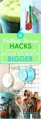 6 Brilliant Bathroom Hacks by Best 25 Organizing Small Homes Ideas On Pinterest Small
