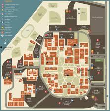 San Diego State University Map by Swc Map Adriftskateshop