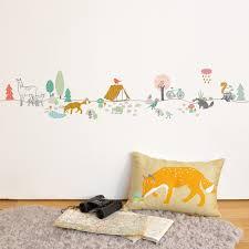 frise chambre frise murale fantaisie frises originales pour chambre bã bã bébé
