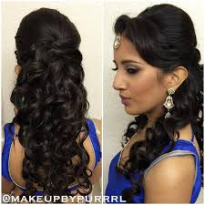 hairstyle for thin hair on saree best hairstyle photos on