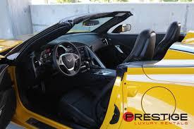 Exotic Car Interior Corvette Stingray Convertible Rentals Exotic Car Rental Orlando