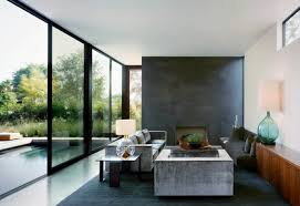 minimal home minimal windows in new build homes as modern patio doors to home