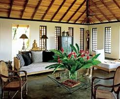 Establishment In The Colonialstyle Furniture And Decoration Ideas - Colonial style interior design