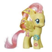 my pony ribbon my pony cutie magic ribbon hair single fluttershy