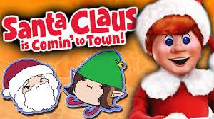 Seeking Santa Claus Episode Santa Claus Is Comin To Town Grumps