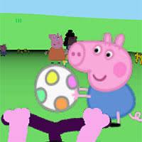peppa pig games gameomg