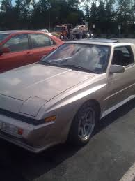 mitsubishi starion 1989 mitsubishi conquest starion esi r for sale howell new jersey