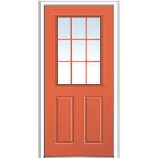 home depot 2 panel interior doors steel doors front doors the home depot